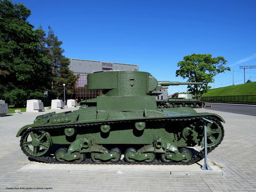 Т-26 (музей Прорыв) _2000.JPG
