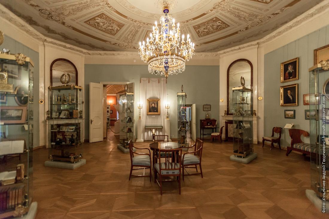 фотография Государственный музей А.С.Пушкина