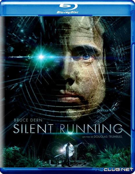 Молчаливое бегство / Silent Running (1972/BDRip/HDRip)