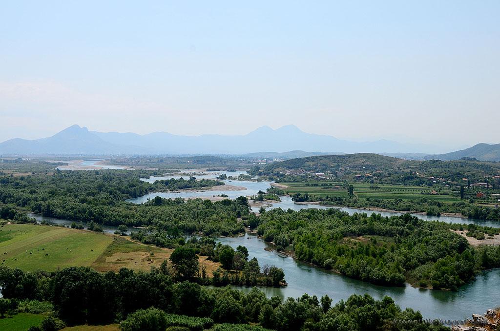 река Дрин
