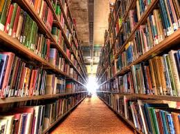 День библиотек! Библиотека дарит свет