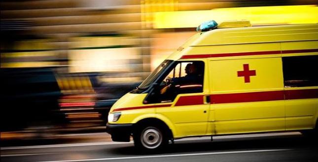 Иномарка протаранила «скорую помощь» спациентом вСаратове