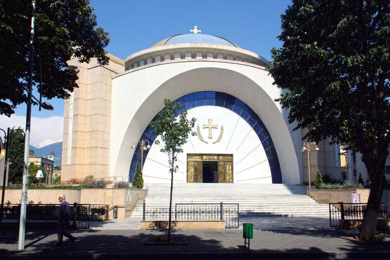 Тирана, Воскресения Христова, кафедральный собор