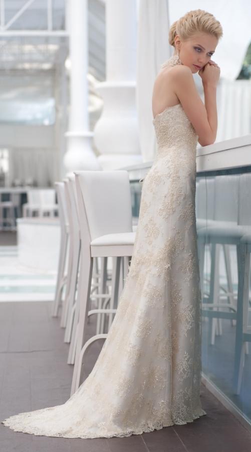 Как создать романтический свадебный образ невесте (2 фото)