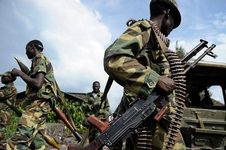 Передвигаться по Конго крайне опасно. Туристы могут быть вовлечены в разборки между племенами или ст