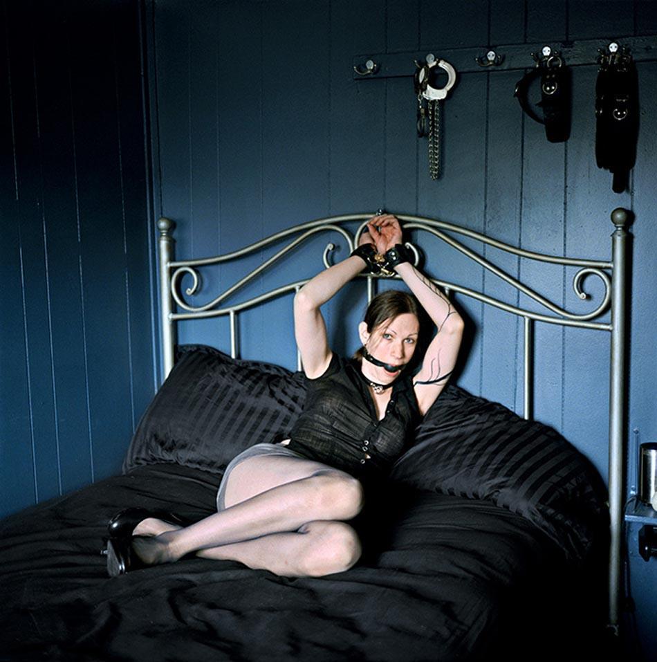 6. Эрин Гудини, транссексуалка, любит связывания.