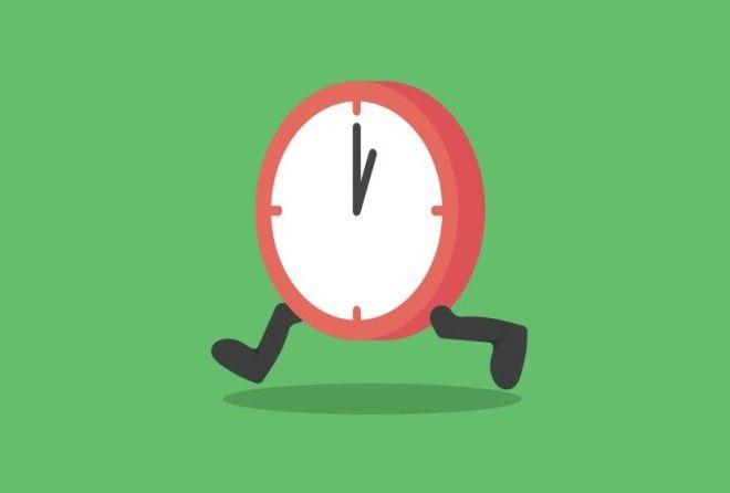 Почему время бежит слишком быстро и как его замедлить (2 фото)