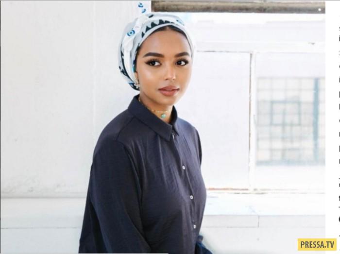 Шад — юная бьюти-блогер из Судана, которая уже давно увлекается экспериментами с мейкапом, а вот с р