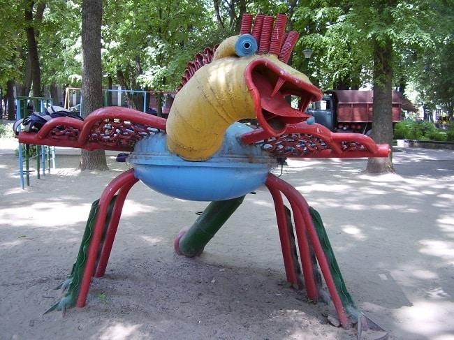 Ручная птица Люцифера.
