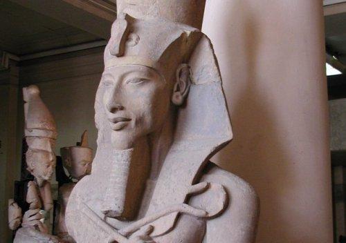 Фото: Nefermaat Фараон Аменхотеп был одним из величайших религиозных революционеров в истории челове