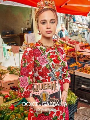 Осенне-зимняя кампания Dolce & Gabbana 2017