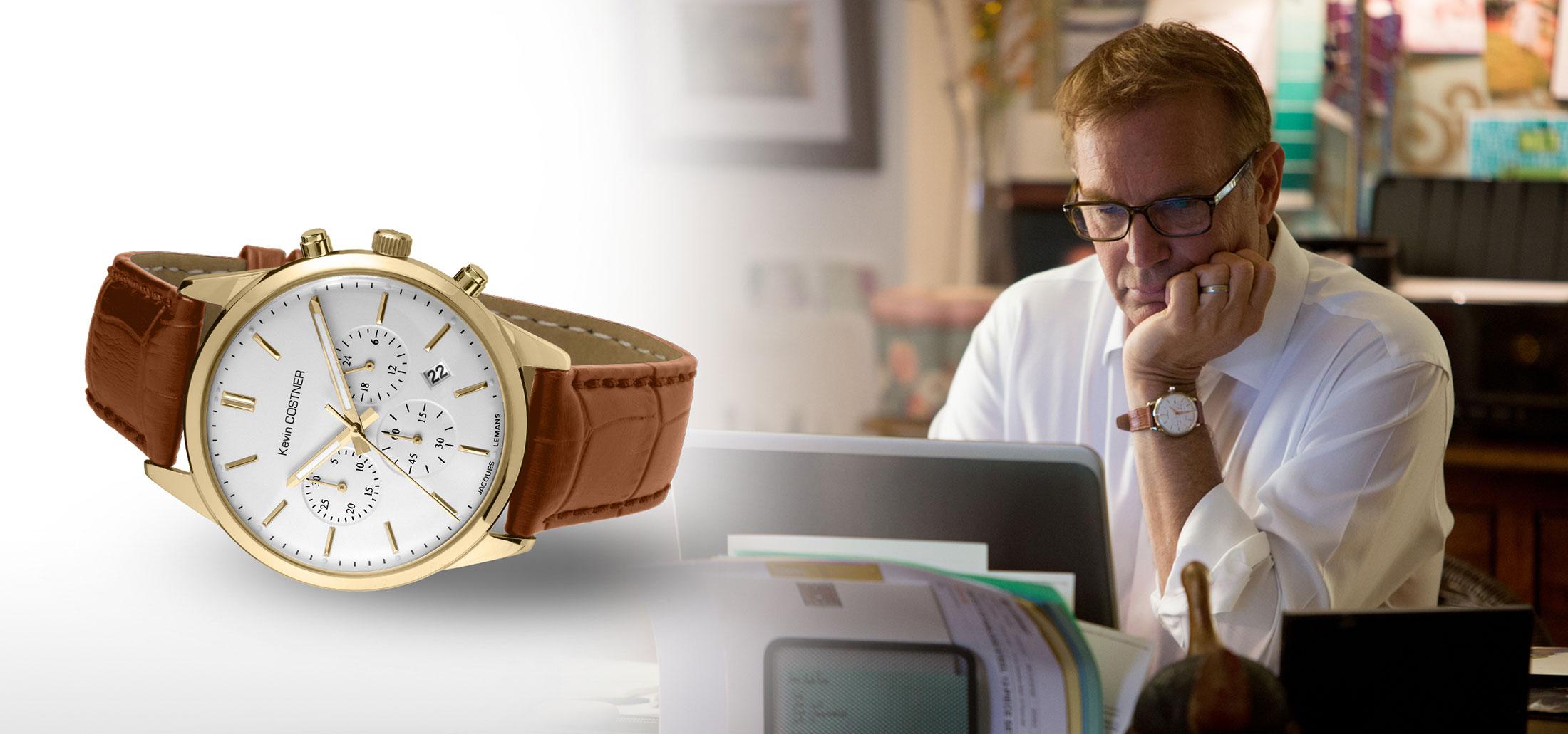Наручные часы Jacques Lemans и Casio (2 фото)