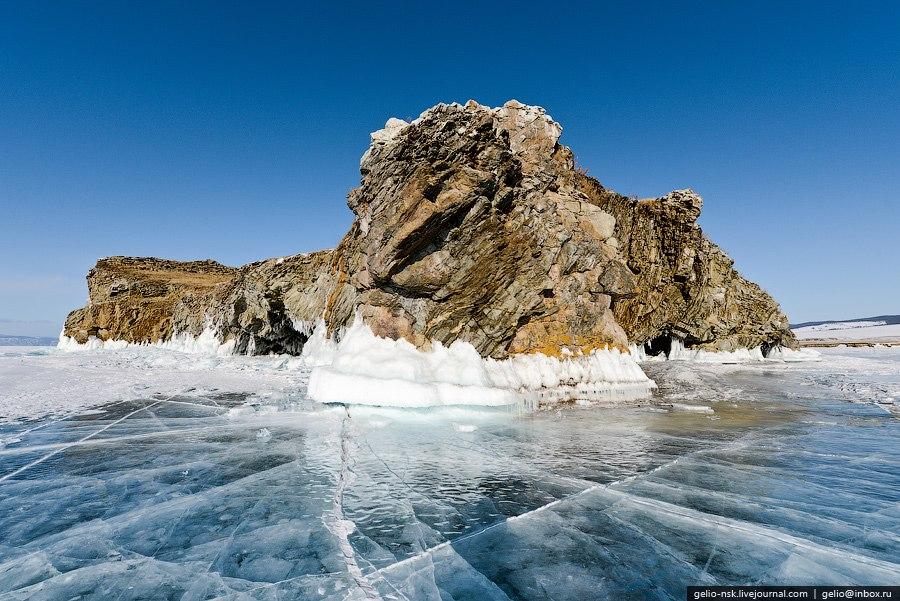 Остров Едор («Львиная голова»):
