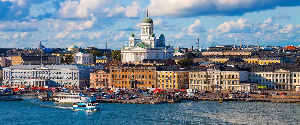 Город основан 12 июня 1550 года шведским королём Густавом Васа. Перепады высот в городе значите