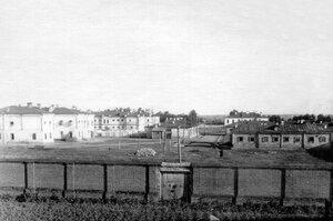 Томская тюрьма на Каштаке