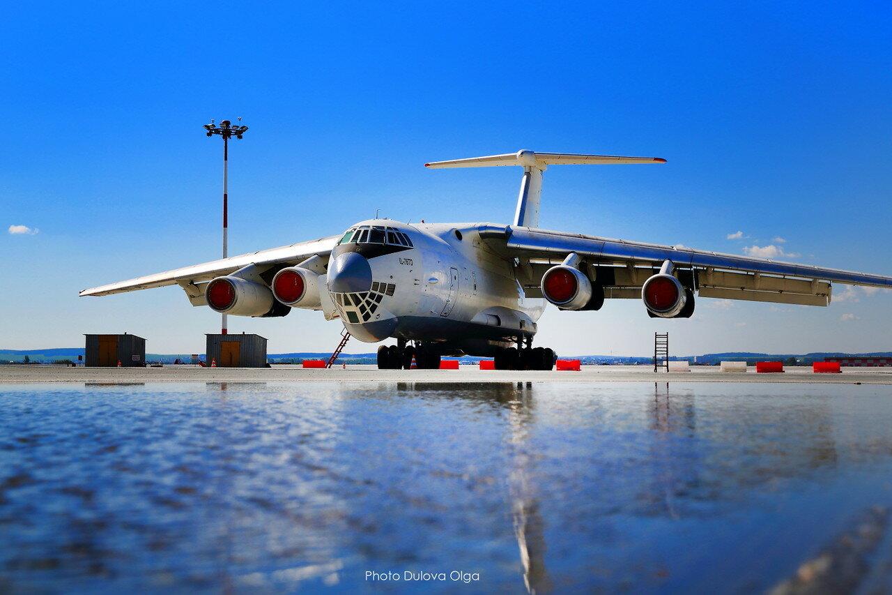 Авиакон Цитотранс Ил76