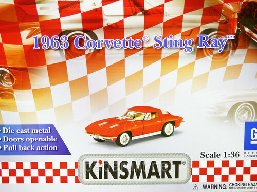 Kinsmart Corvette Sting Ray