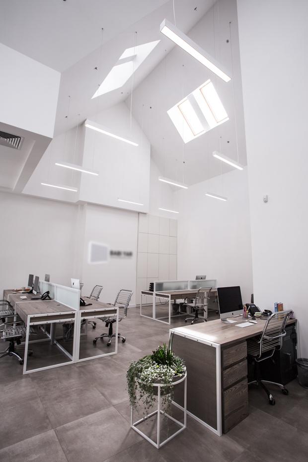 Open Space Office In Kiev by UNIQUE Design Studio