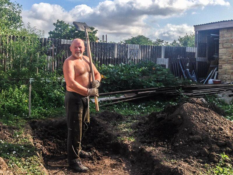 Могу копать