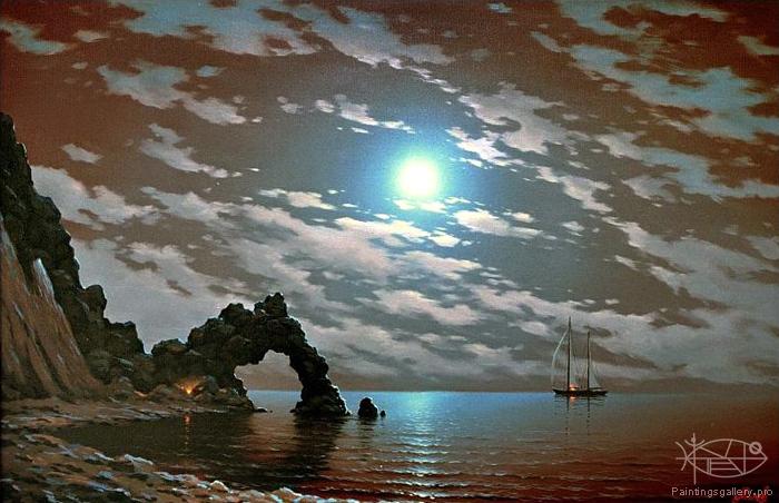 www.PaintingsGallery.pro_Adamow_Alexis_Moonlit_Night_medium_222874.jpg