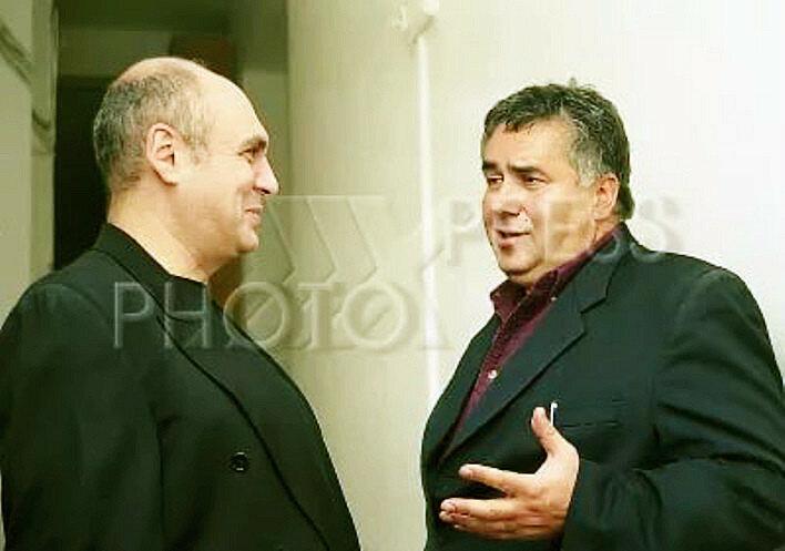 Стас Садальский, Ян Арлазоров