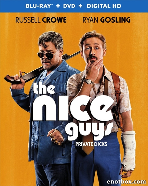 Славные парни / The Nice Guys (2016/BDRip/HDRip) + AVC + Remux