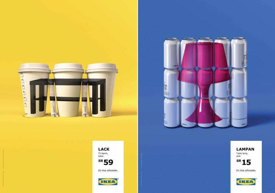 Clever IKEA New Ad Campaign (6 pics)