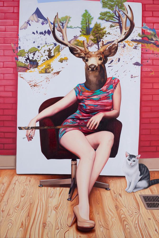 Paintings - Emily Burns