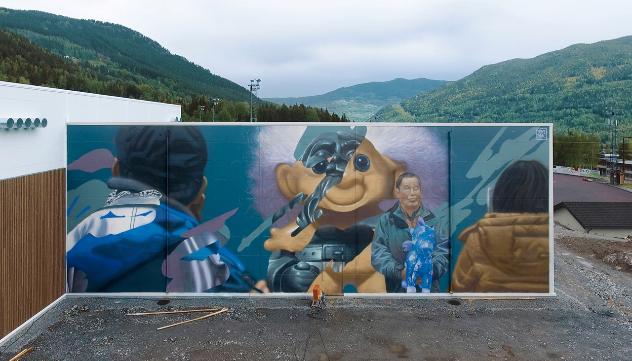 "Streets: Telmo Miel – ""Trollstigen"" (Norway) (4 pics)"