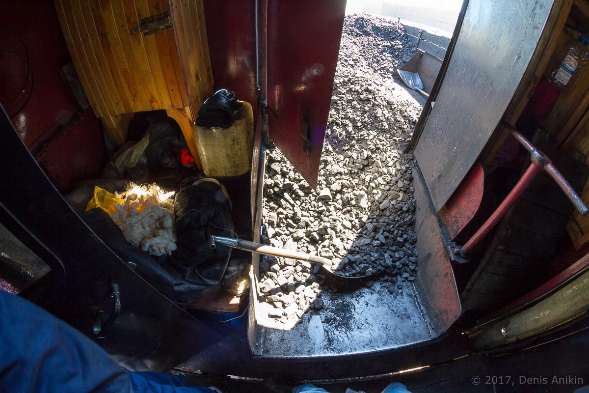 Ретро-поезд Победа фото 17