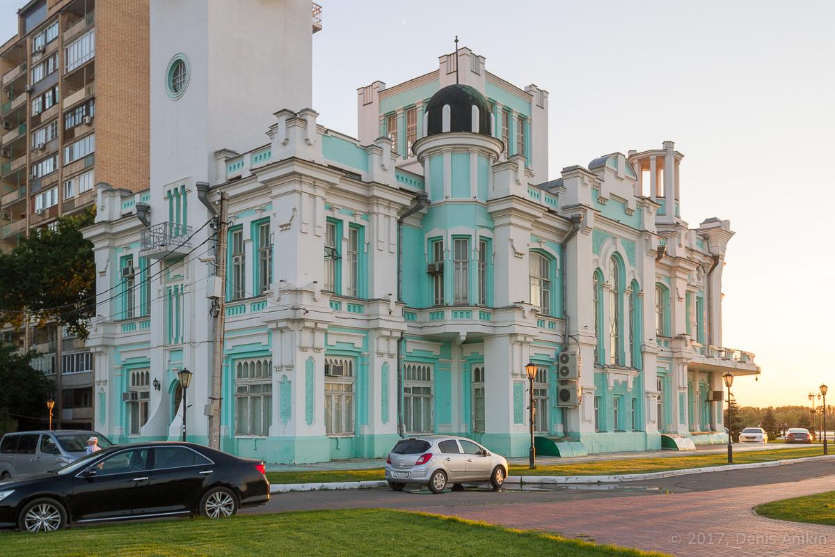 Здание ЗАГС Астрахань фото 4