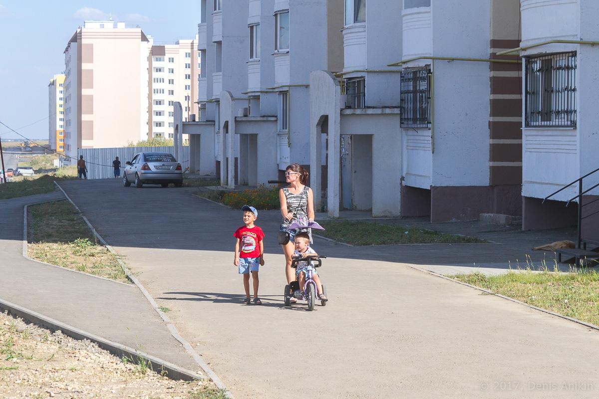 строительство бульвара в Солнечном-2 фото 19