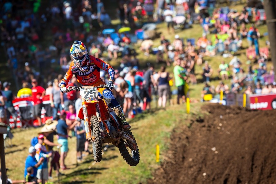 AMA Motocross 2017, этап 9 - Washougal National  (результаты, фото, видео)