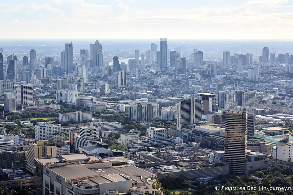 байок скай отель бангкок