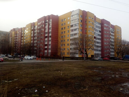 пр. Маршала Жукова 45