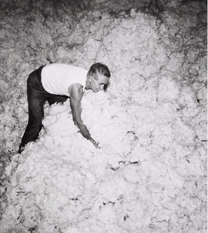 1946. Текстильная промышленность. Хаусманн