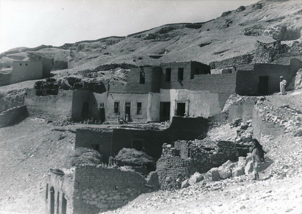 Асуан.Гробницы знати, захоронения высших чиновников древнего острова Элефантин