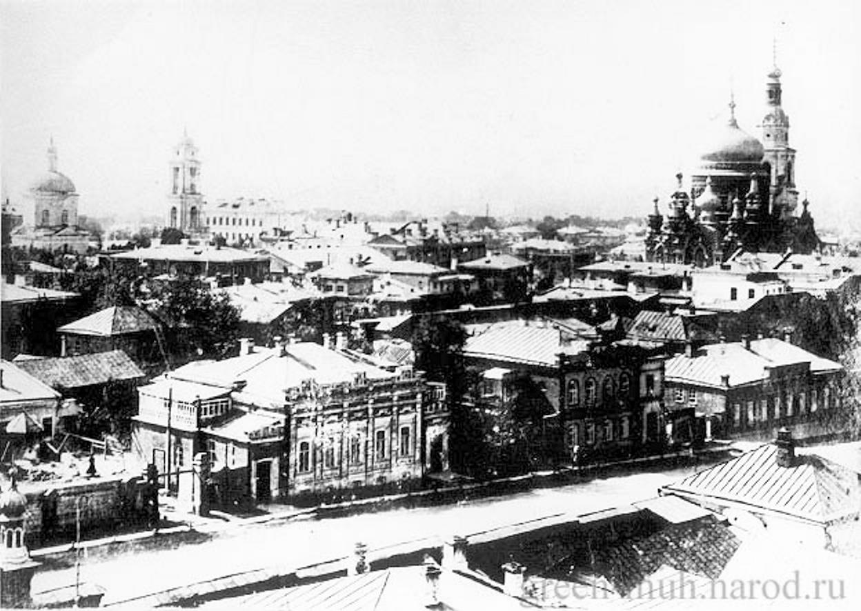 Чебоксарская улица