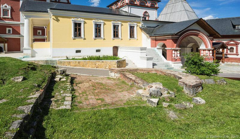 Саввино-Сторожевский монастырь