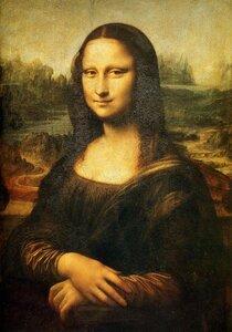 Мона Лиза Полное название картины итал. Ritratto di Monna Lisa del Giocondo — «Портрет госпожи Лизы Джокондо». 1503-1506 г.г.