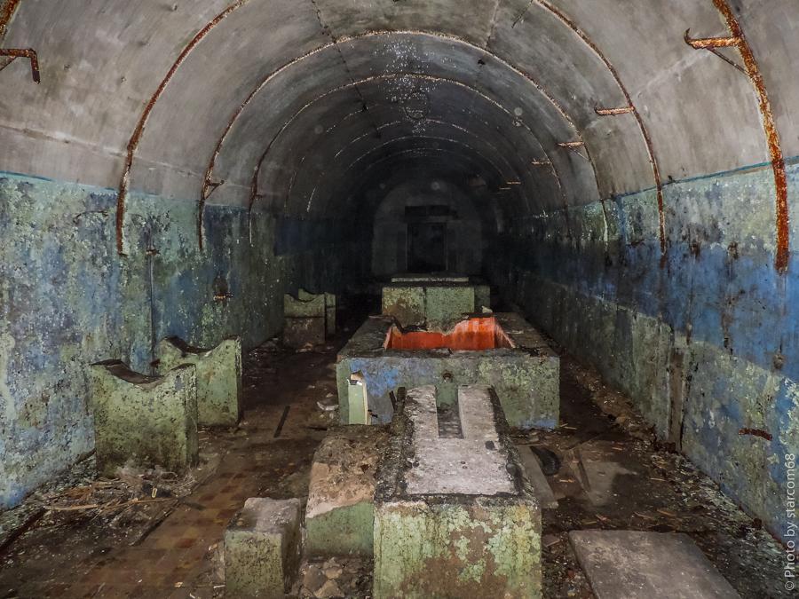 Ядерный арсенал Феодосия-13