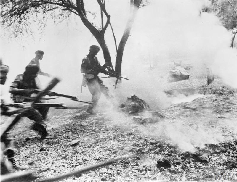 THE WAR IN THE FAR EAST: THE BURMA CAMPAIGN 1941-1945
