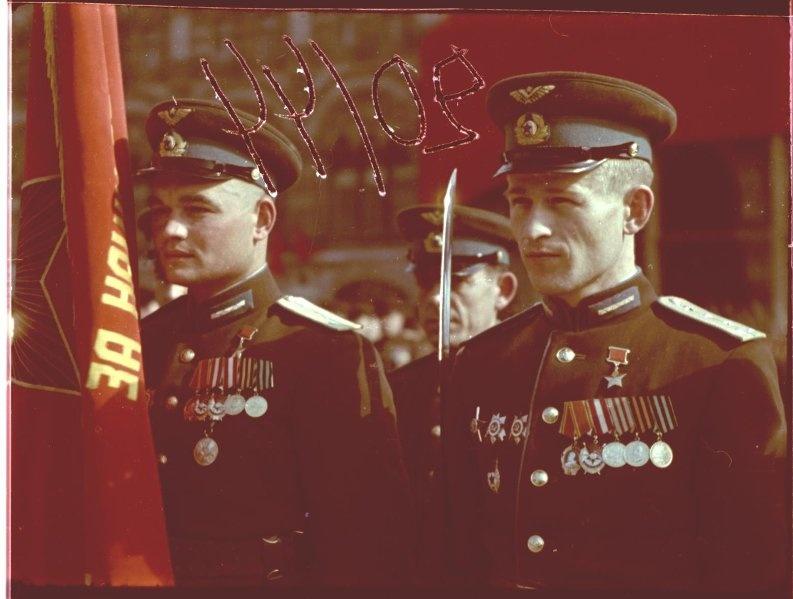 Первомайская демонстрация 1947 г. в Москве. Владислав Микоша18.jpg