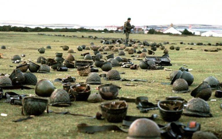 Фолклендская война.