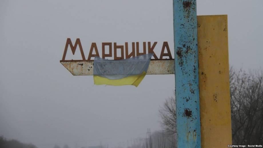 В Марьинке на Донетчине гражданский ранен в результате попадания пули в окно – полиция
