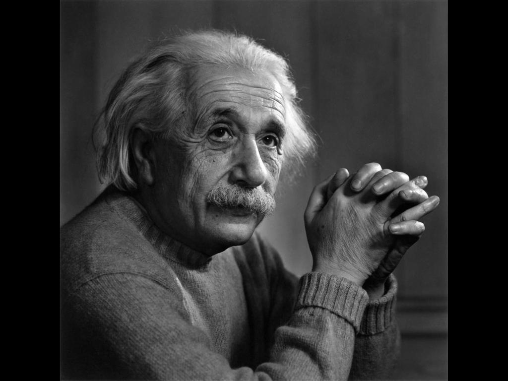 Альберт Эйнштейн (1948) Юсуф Карш Канадский фотограф 1908-2002