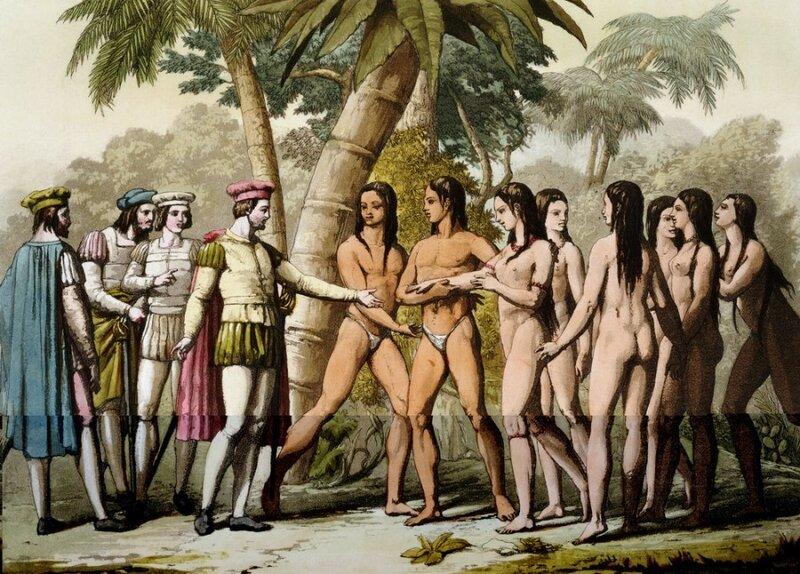 30 июля ● Международный день дружбы и работорговли...