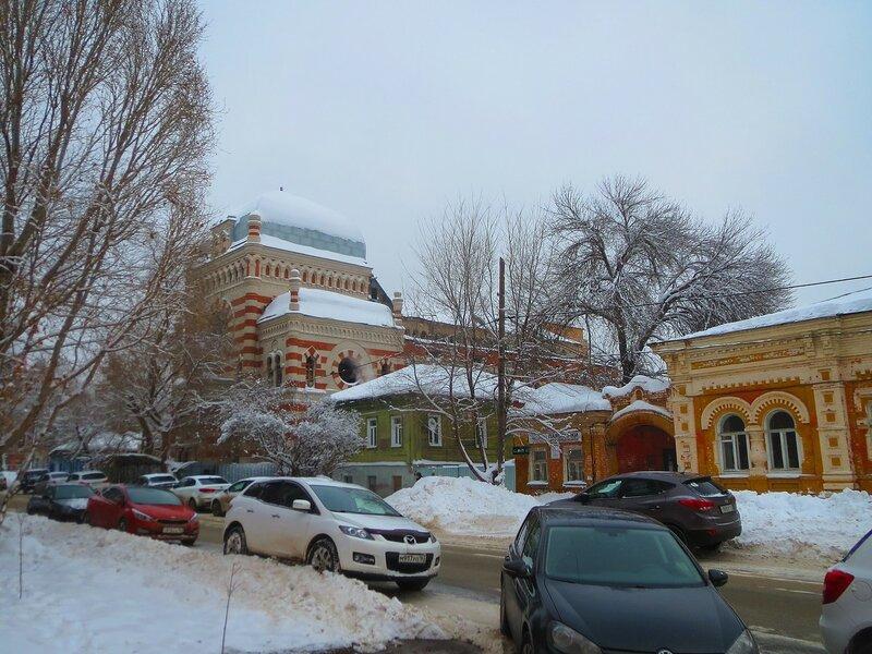 Одноэтажная Самара садовая и др 134.JPG