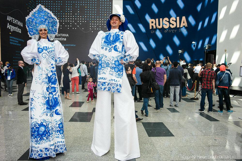 Павильон России на ЭКСПО 2017