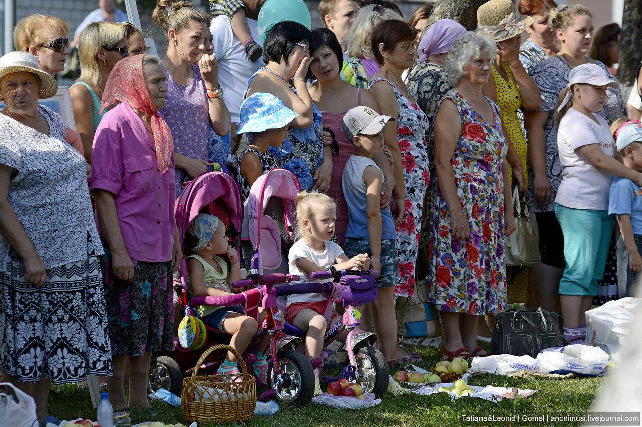 Яблочный Спас-2017 в Советском р-не. Гомель